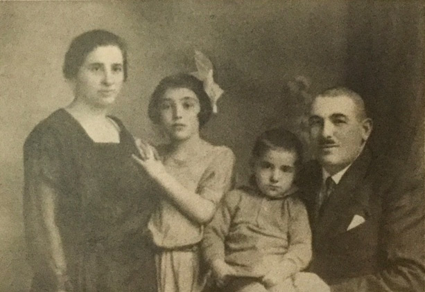 rivka borgman leon altbach and children main