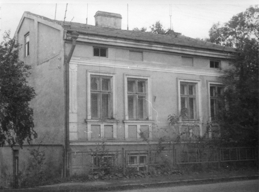 House in Drohobycz main